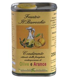 250 ml Condimento Olive e Aranca