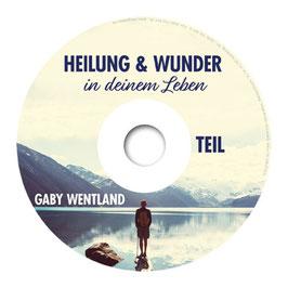 Heilung & Wunder in deinem Leben  Setpreis für 6 CDs