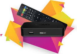 MAG 256/257-IPTV   - 12 Monate Service Content