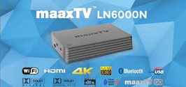 "MAAXTV-LN5000HD "" Arabisch-Paket"" - 36 Monate Service Content"