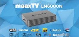 MAAXTV-LN6000HD- 36 months streaming service