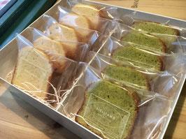 プレミアムピスタチオケーキ5個       &シチリア風レモンケーキ5個