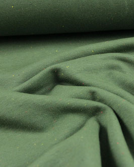 Konfettisweat waldgrün