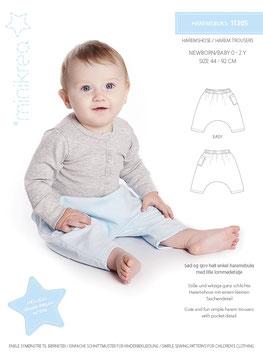 Minikrea 11305 Haremshose für Babys