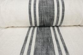 towelfabric, weiß/schwarz