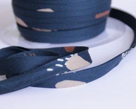 Atelier Brunette, Schrägband Moonstone blue