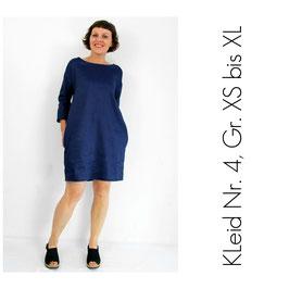 Rosa P. Kleid Nr. 4 ( XS-XL)