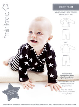 Minikrea 10404 Babyset