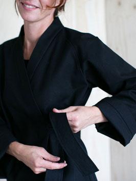 Kimono Jacket Pattern, The Assembly Line