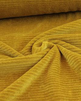 elastischer Cord, mustard