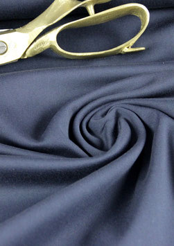 Elastischer Baumwollstoff, Jessy Sun, dunkelblau