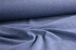 Sweat Melange dunkelblau