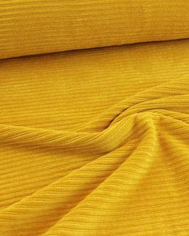 elastischer Cord, gelb