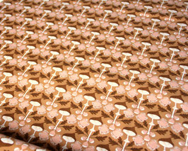 Baumwollstoff Stella mushrooms