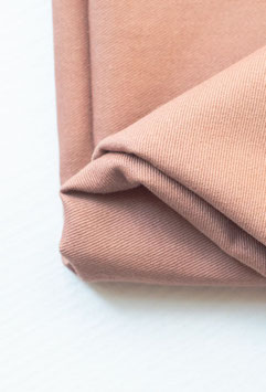 Mind The Maker, Washed Cotton Twill 9oz, dusty rose