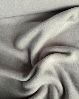 Bio-Baumwoll-Fleece melange, beige