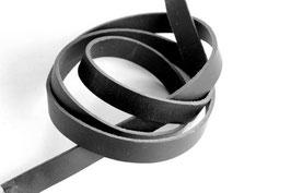 Lederhenkel schwarz, 130cm