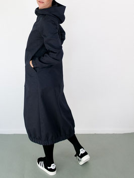 Hoodie Dress Pattern, The Assembly Line