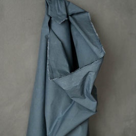Organic Dry Oilskin, Marina Blue