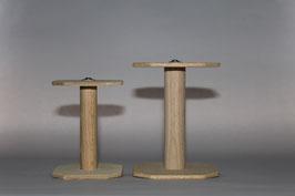 Holz Speed-Apportel - 8 x 8 cm, Steg 10 x 2 cm, ca. 52 g