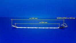 Waggonbeleuchtung BLAU (274)