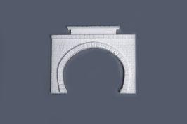 Tunnelportal 2 Gleisig