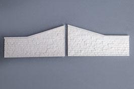 Flügelmauern 1 Paar  Artikel Nr.43