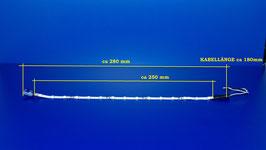 Waggonbeleuchtung GELB (255)