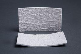 Mauerplatten nach innen Gebogen 1 Stück