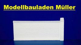 Mauerplatte mit Pfeiler (Nr.117)