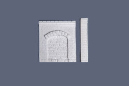 Arkadenmauer mit Pfeiler Artikel Nr. 55