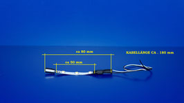 Waggonbeleuchtung GELB (251)