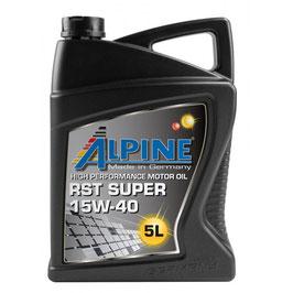 Alpine Motoröl SAE 15W-40 Multi