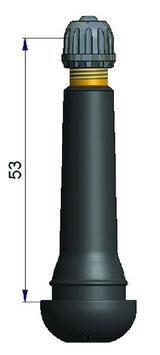 Gummiventil TR418 100Stk