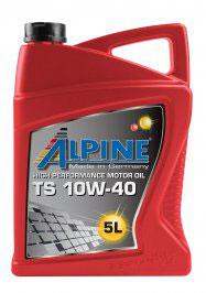 Alpine Leichtlauf-Motoröl SAE 10W-40