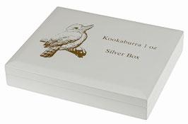 Kookaburra Münzbox für 1 Oz Silbermünzen (Sonderedition)