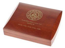 Lunar III Type Set Münzbox für 0.5 Oz - 1 kg Silbermünzen (Sonderedition)