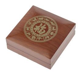 Lunar III Geschenkbox für 1 x 1 Oz Silbermünzen