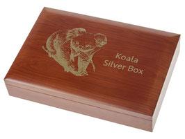 Koala Münzbox für 1 Oz - 1 kg Silbermünzen (ohne Einlagen)