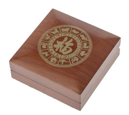 Lunar II Geschenkbox für 1 x 1 Oz Silbermünzen