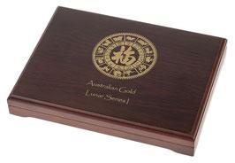 Lunar I Münzbox für 12 x 1 Oz Goldmünzen