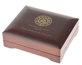 Lunar III Type Set Münzbox für 1/20 - 1 Oz Goldmünzen