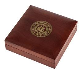 Lunar II & III Geschenkbox für 1 x 1 kg Silbermünzen