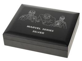 Marvel Münzbox für 1 Oz Silbermünzen (ohne Einlagen)