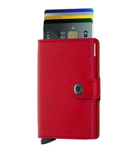 Secrid Miniwallet - Original Red