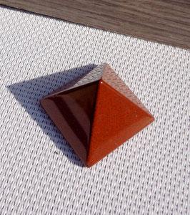 Jaspe rouge, pyramide