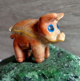 Stéatite, cochon