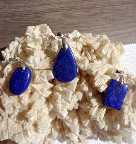 Lapis-lazuli, pendentifs