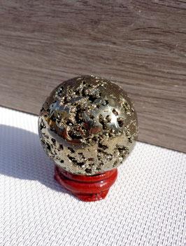 Pyrite, boule