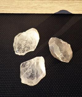 Cristal de roche, pointe brute